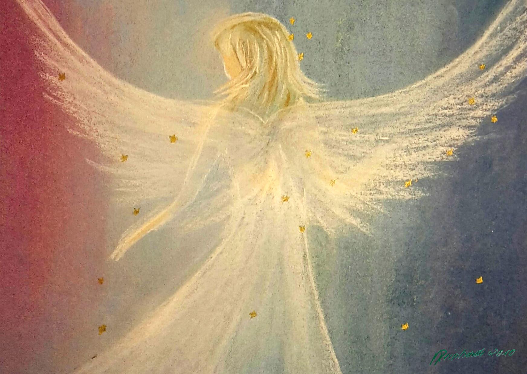 Der Engel der Ruhe und Gelassenheit