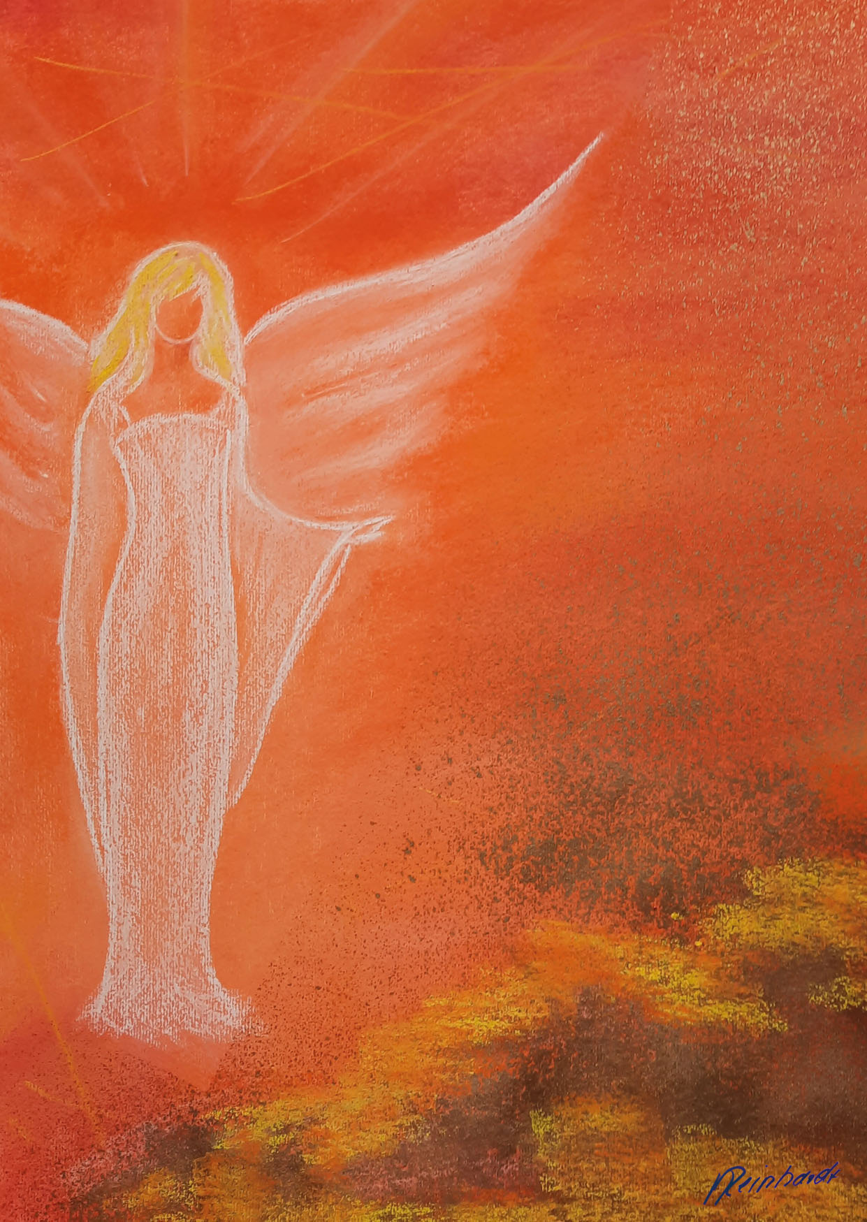 """""""neu"""" Engel der Wärme"""
