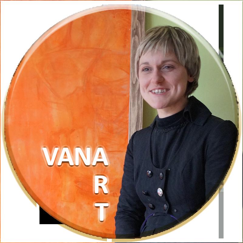 VANA ART - präsentiert  ihr Artbook - FACE 2 FACE als eBook