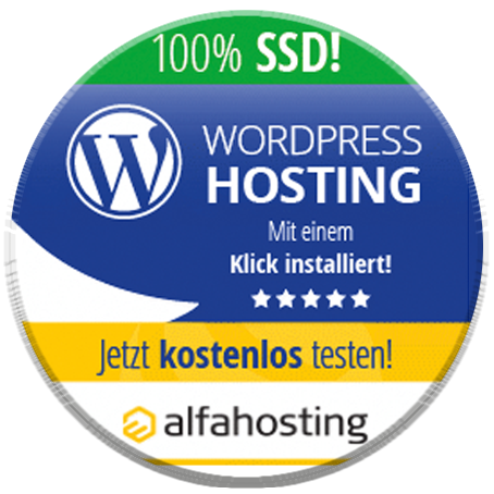 Domains, Webhosting, Wordpress, Joomla
