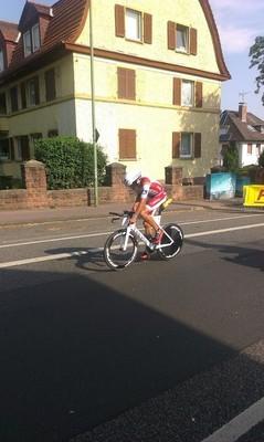 Jan Frodeno mit deutlichem Vorsprung auf den zweiten Runde