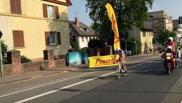 Jan Frodeno als erster in Bad Vilbel