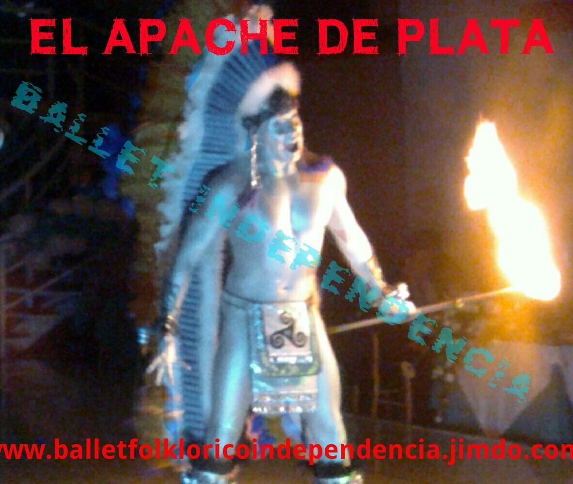 EL APACHE DE PLATA