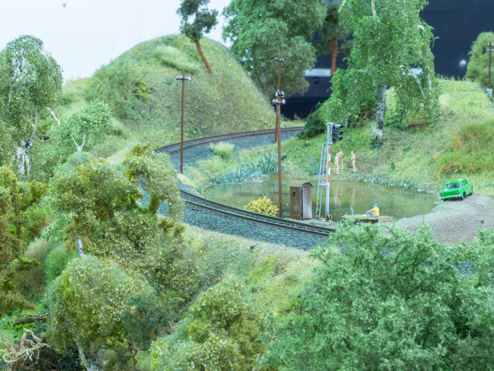 TT-Anlage Gubin-Landschaftsimpressionen