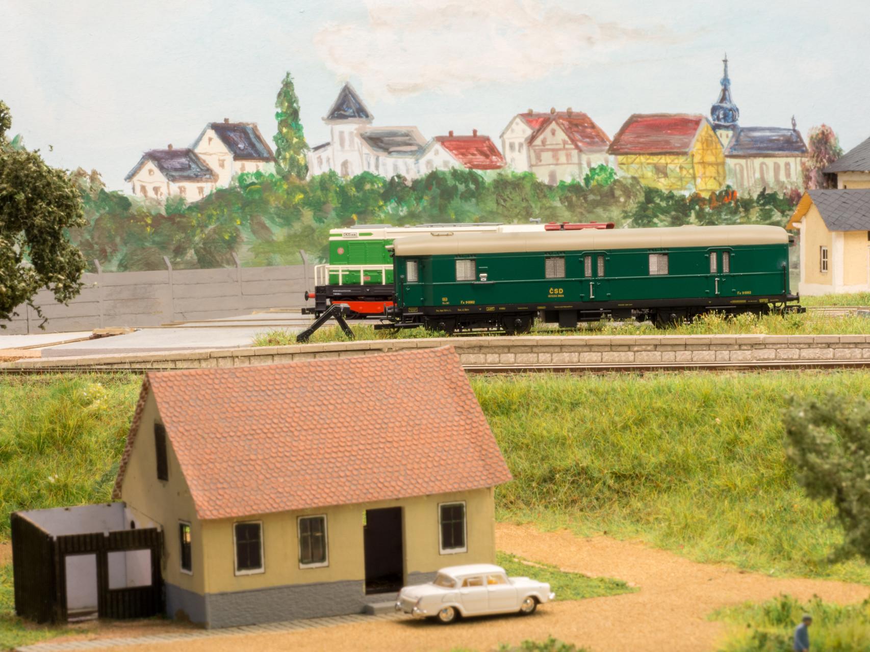 TT-Anlage Landovice Nove Mesto