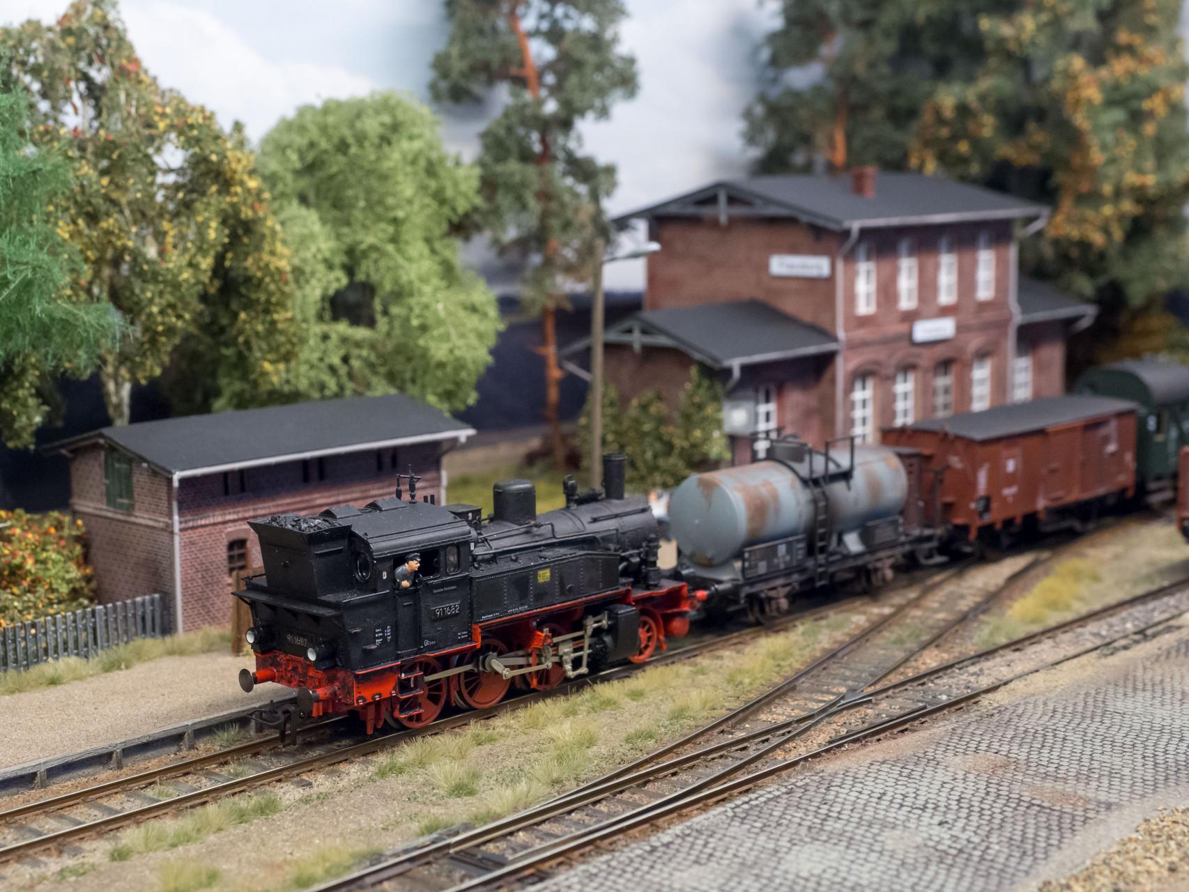 Nebenbahnzug-Altmark H0