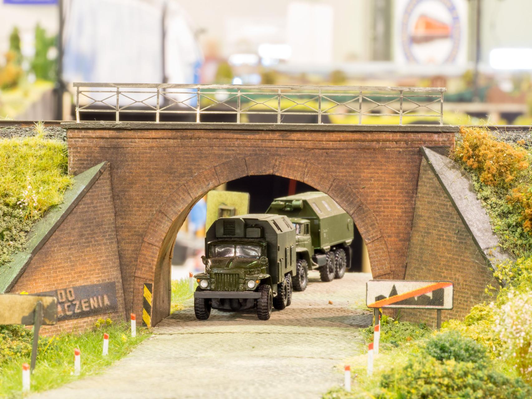 TT-Anlage Gubin-Brücke (Originalnachbau)