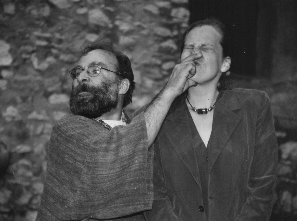 Der Misogyn, Schiller, Oppenheimer Festspiele
