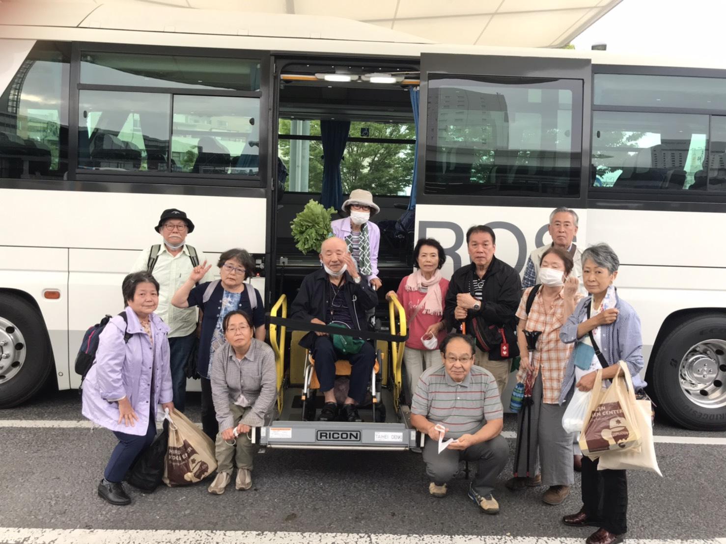 蒜山バス日帰り旅行 2020年9月