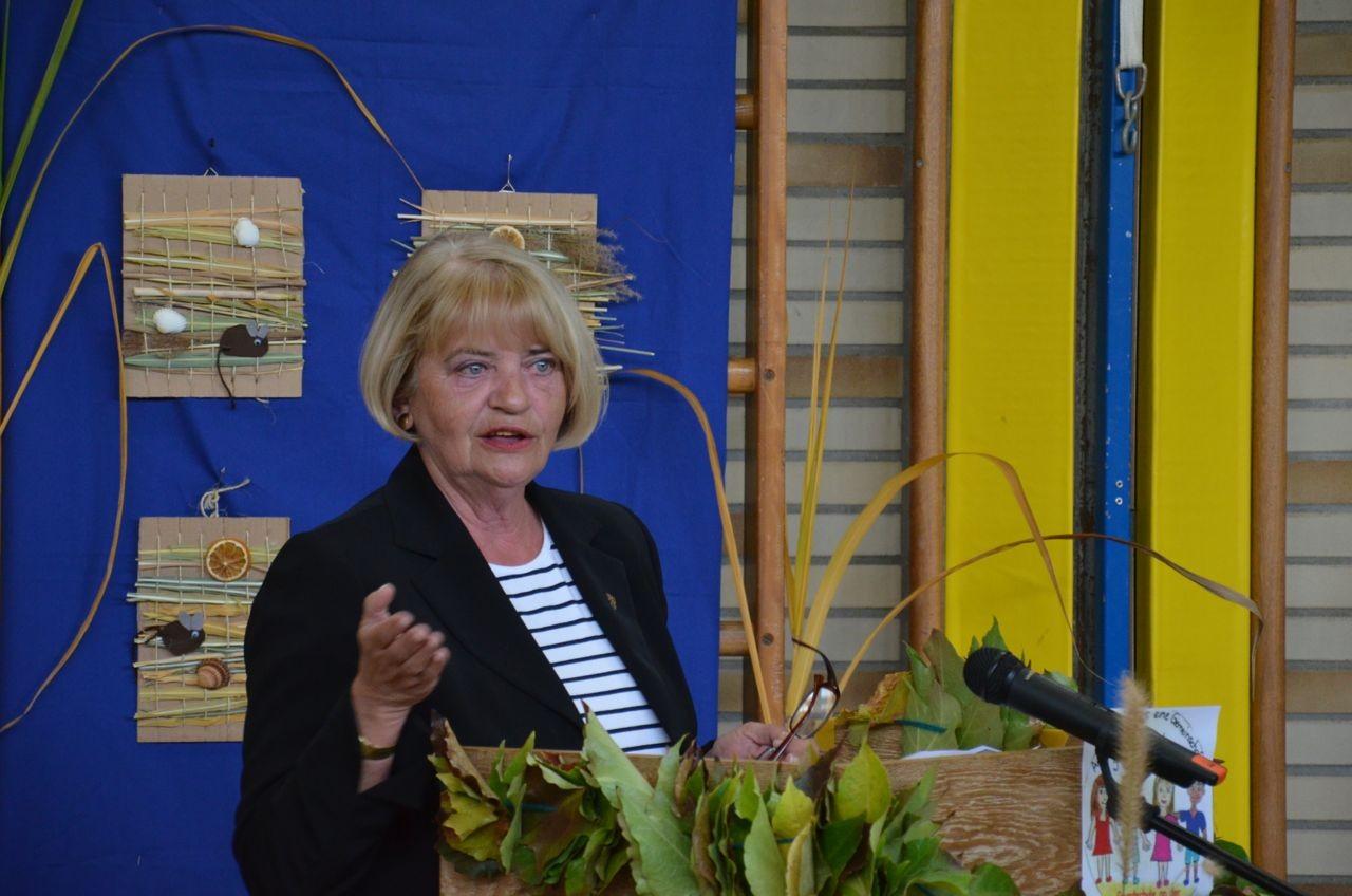 Grußwort von Stadträtin Brigitte Fuchs