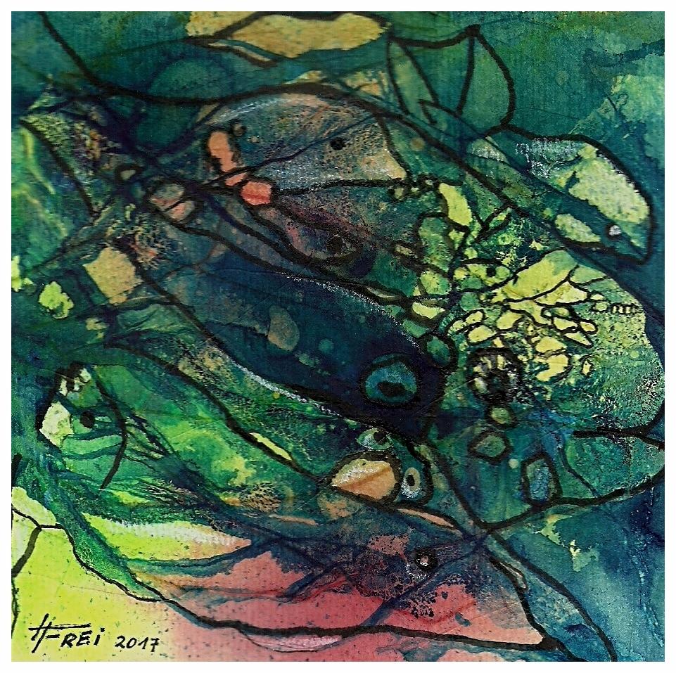 ART HFrei - Close together