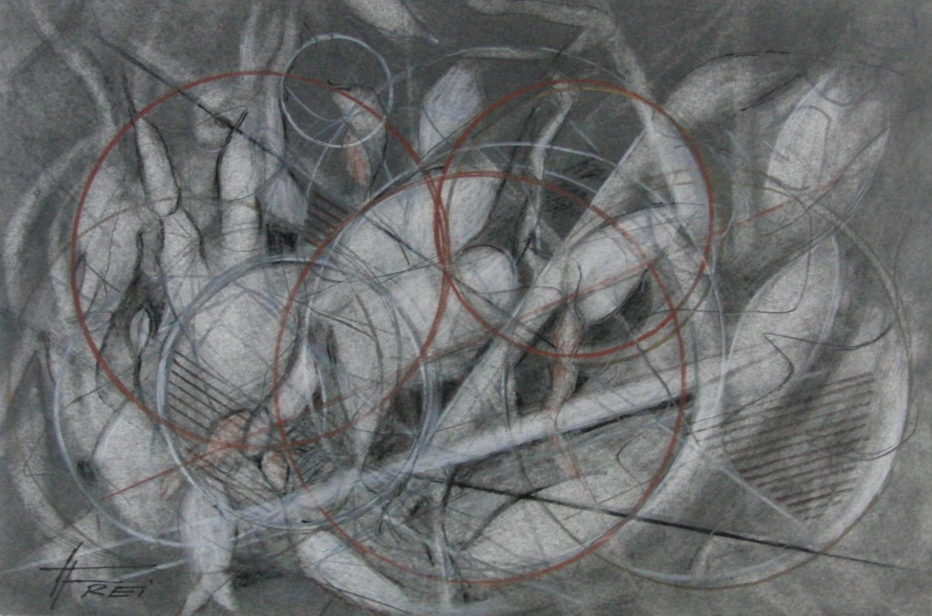"ART HFrei - ""O.T."" - Graphit - 2016"