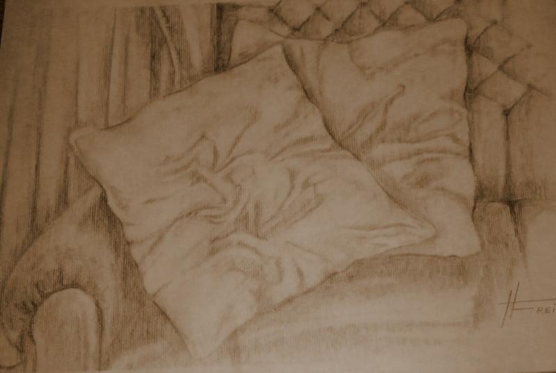 """""""Polster"""" - Bleistift - 2008"""