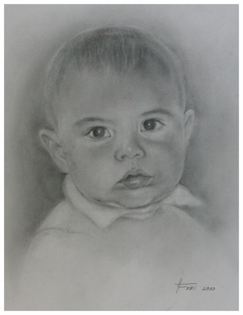 "ART HFrei - ""Luca"" - Graphit - 2013"