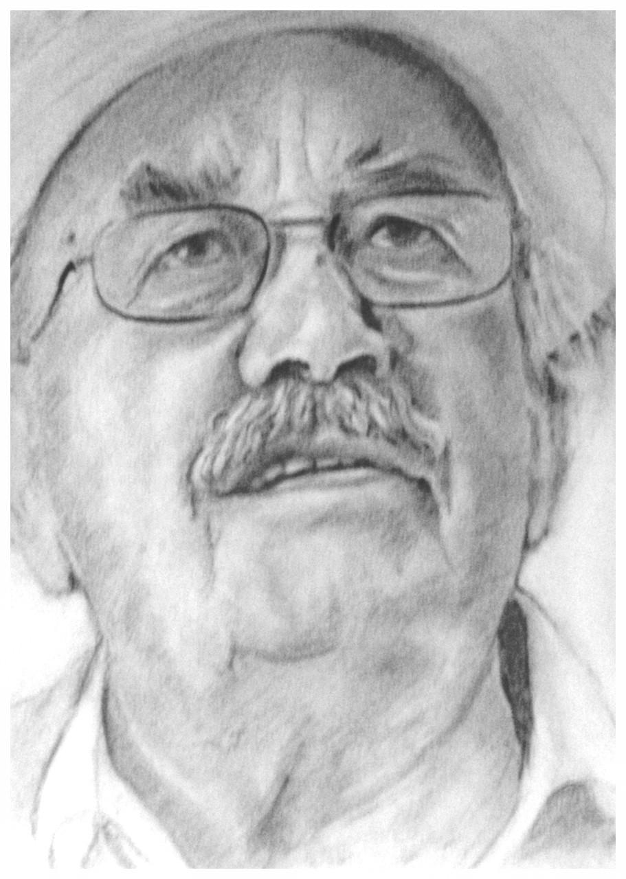 "ART HFrei - ""Josef"" - Bleistift - 2011"