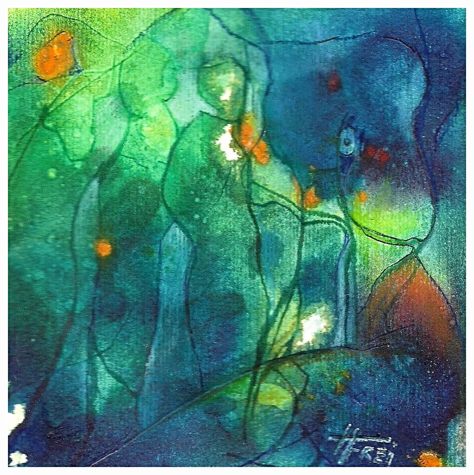 ART HFrei - Auf den Arm genommen