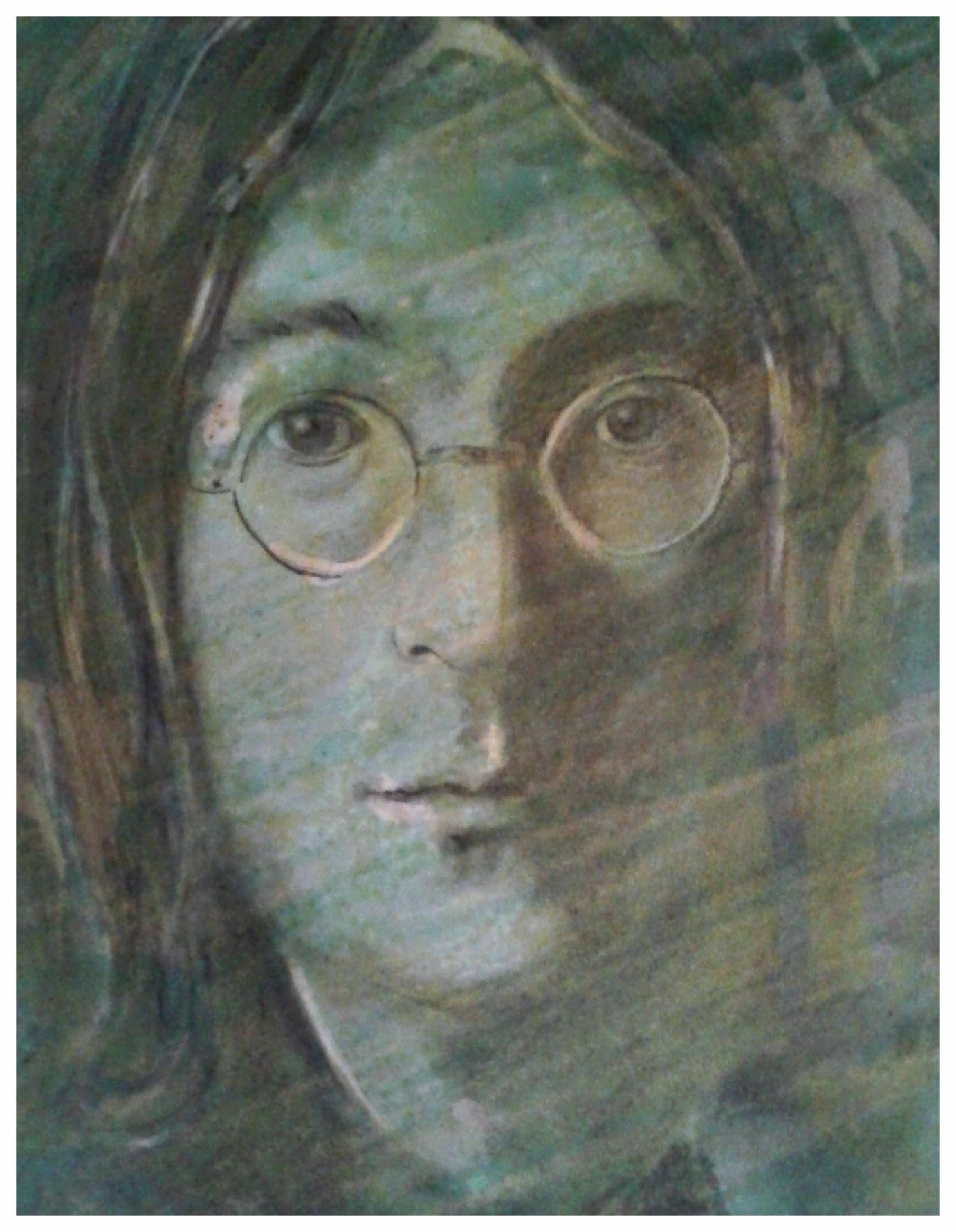 ART HFrei - John Lennon