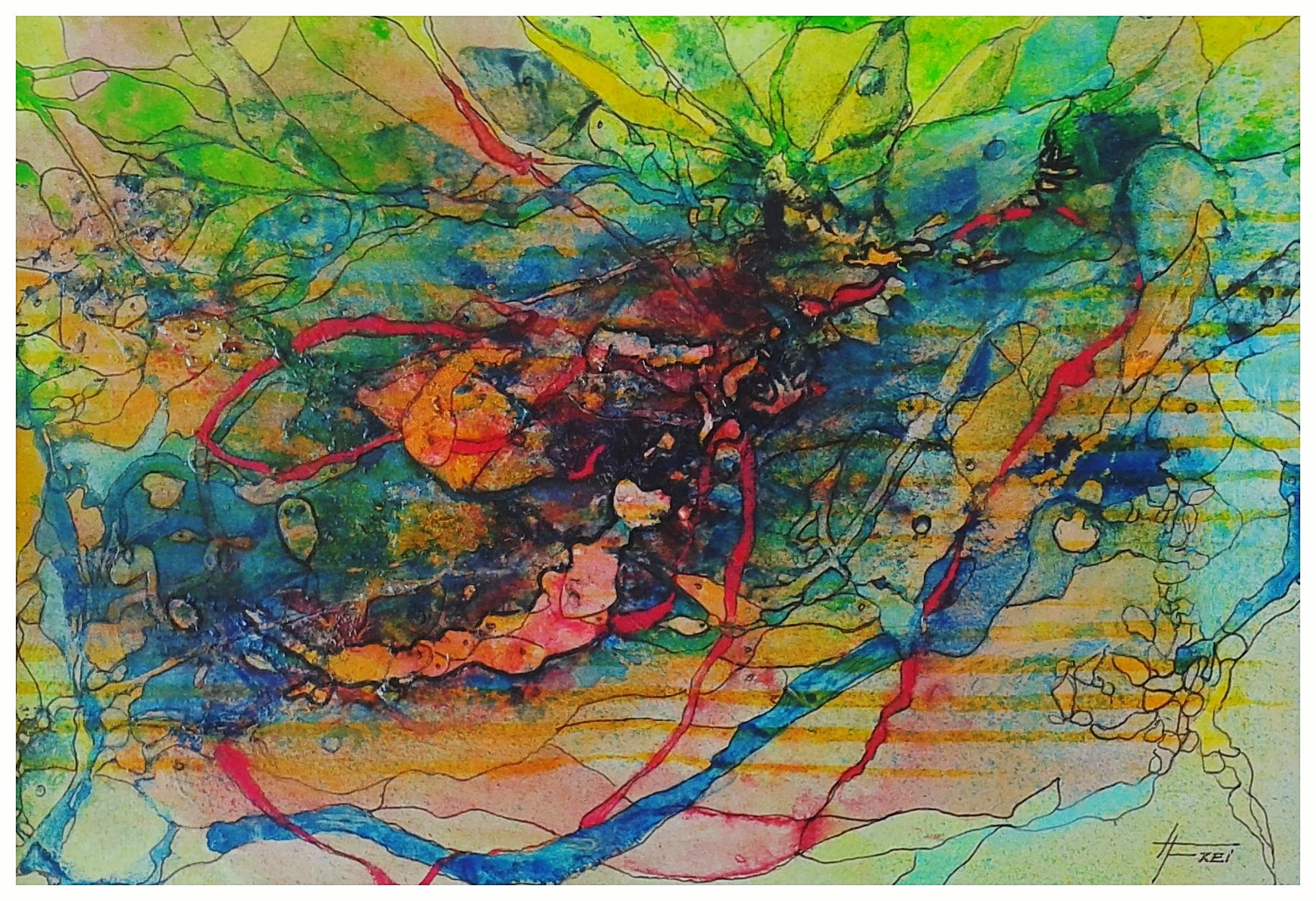 ART HFrei - Der rote Faden im Chaos