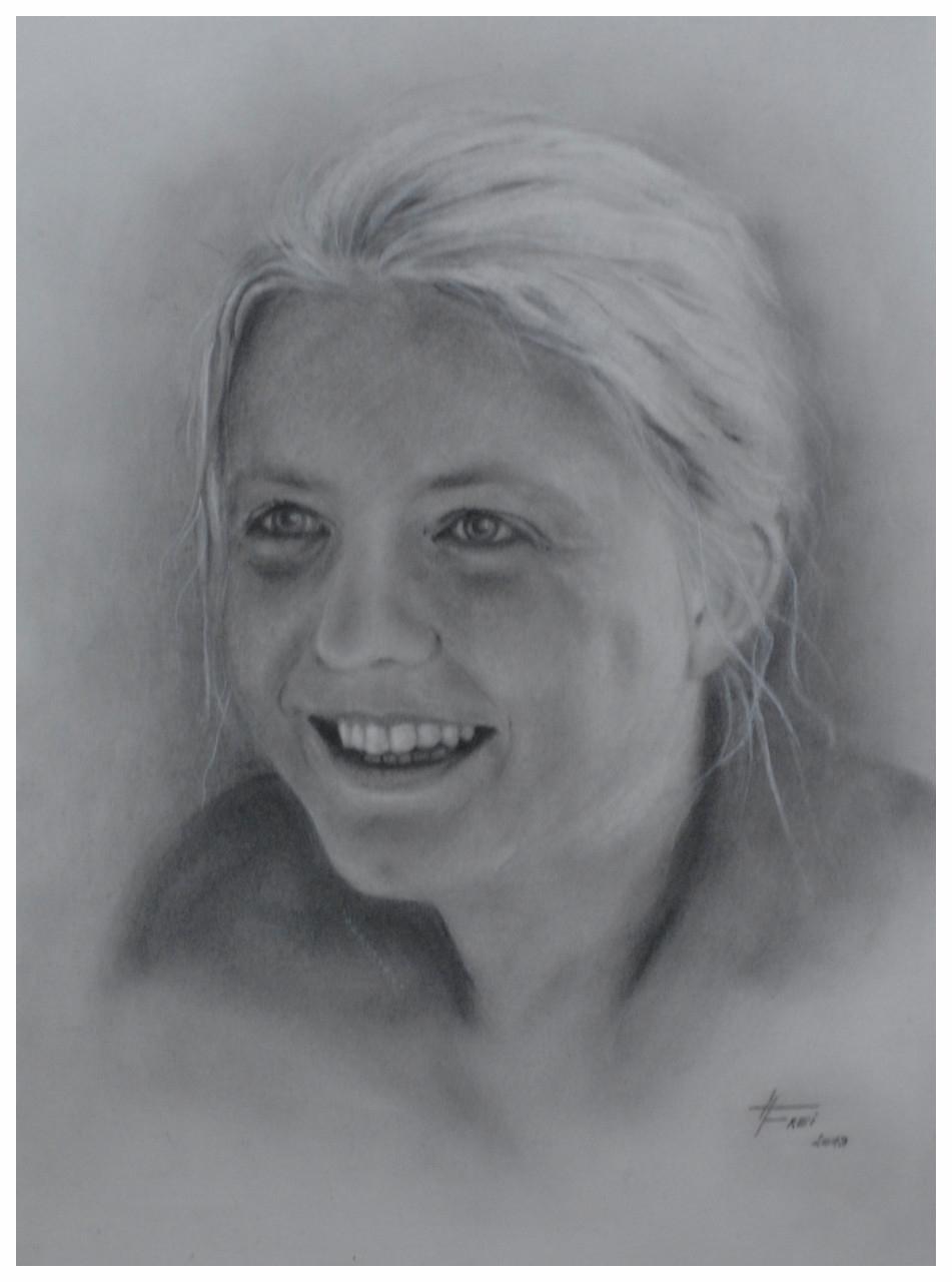 "ART HFrei - ""KN"" - Graphit - 2013"