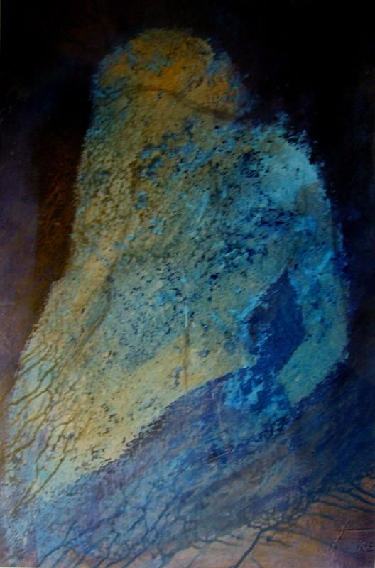 "ART HFrei - ""At Home"" - Pastell-Mischtechnik - 2009"
