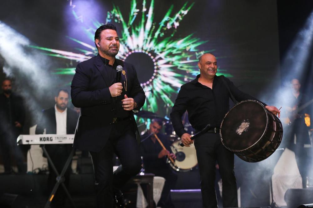 أحيا فارس الغناء العربيّ حفلاً مميّزا في شمال جزيرة قبرص