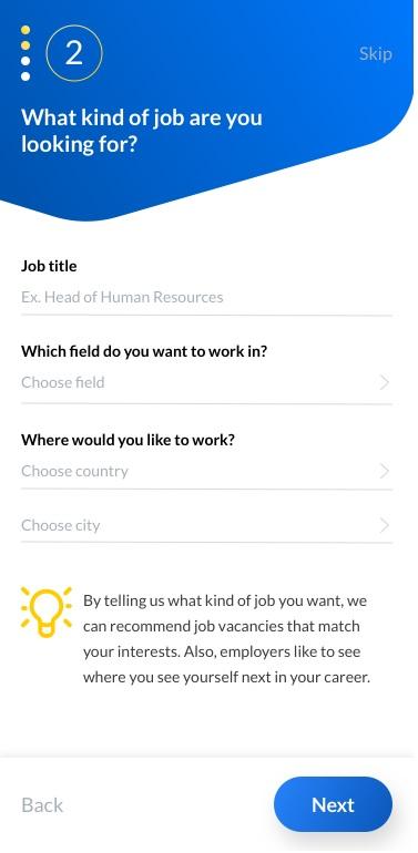 أكثر من 50,000 وظيفة وميّزات أكثر ذكاءً متوفرة على تطبيق بيت.كوم الجديد