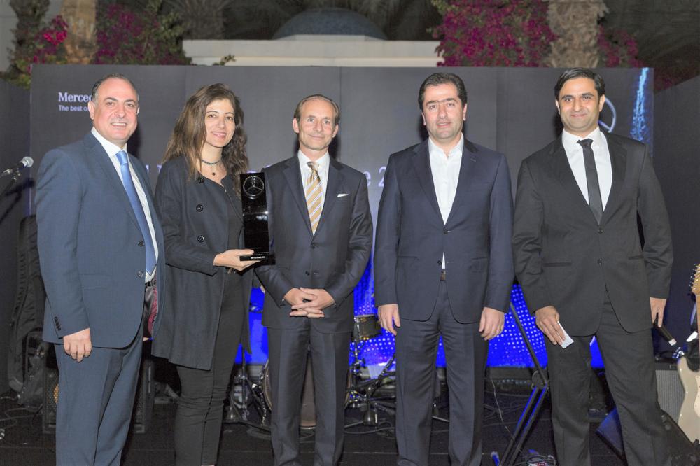 أكّدت شركة ت. غرغور وأولاده على حفاظها على المركز الأول في سوق السيارات الفاخرة في لبنان
