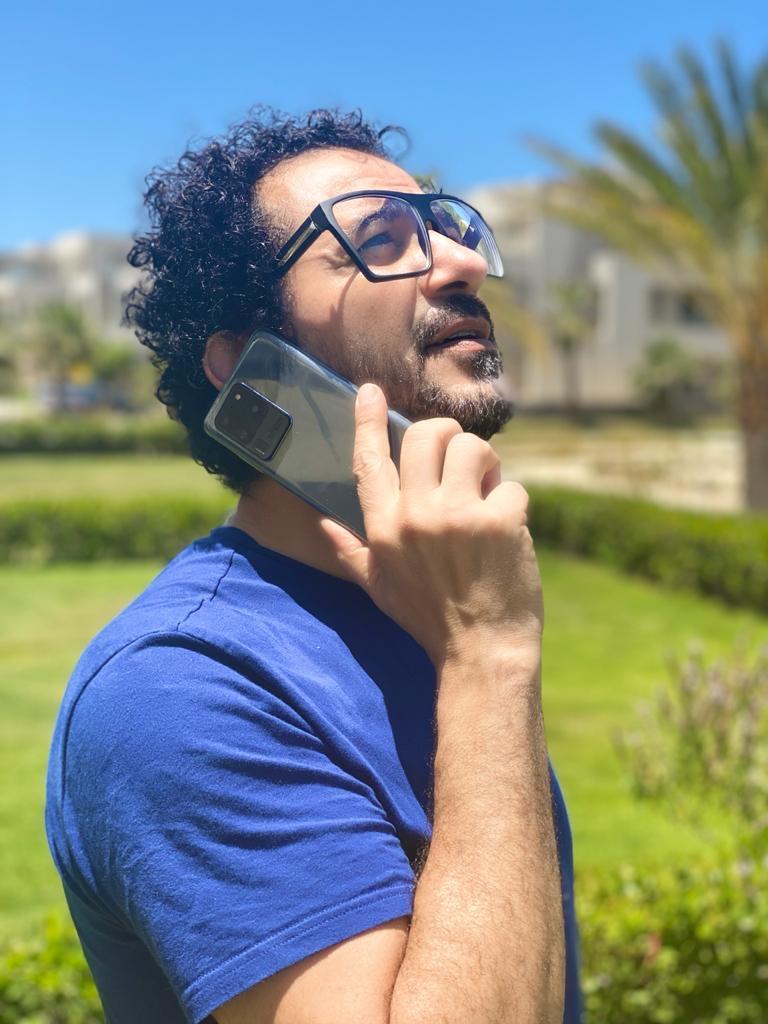 يعتبر أحمد حلمي أحد أهم الشخصيات المؤثرة في المنطقة