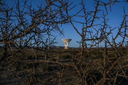 مركز الفضاء المدعوم من الصين في باتاغونيا، بالأرجنتين، يمكن أن يخدم أغراضا عسكرية.   (© Mauricio Lima/The New York Times/Redux)