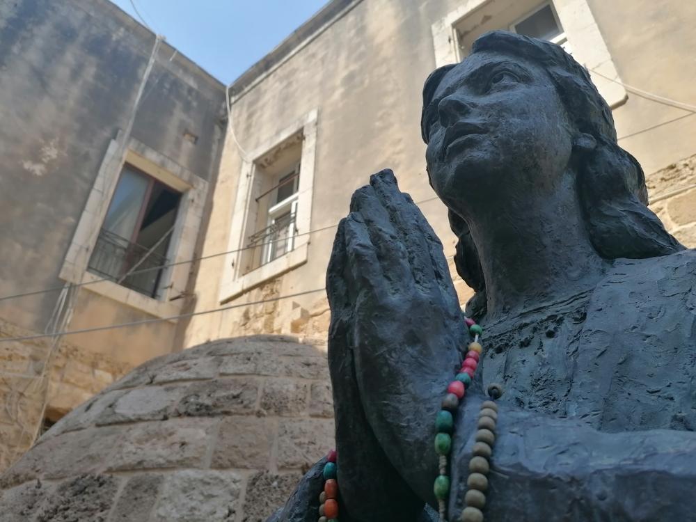 الكنيسة في جبيل، لبنان
