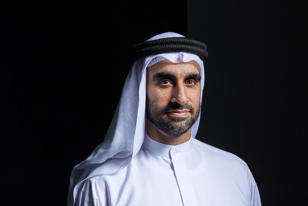 """الإماراتي أحمد عبد الرحمن بوخش من مكتب """"اركيدنتيتي"""" في دبي يصمم جناح """"مبدعون في الخير"""""""
