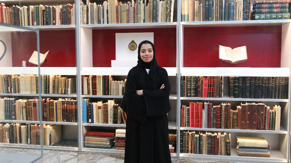 مريم المطوع، رئيس قسم إتاحة المجموعات المميزة في مكتبة قطر الوطنية تتحدث عن الشهور الاستثنائية الماضية في المكتبة في ظل جائحة كورونا