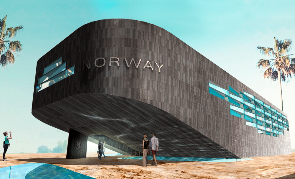 """تشارك النرويج في إكسبو 2020 دبي تحت شعار """"النرويج الدولة البحرية الرائدة"""""""