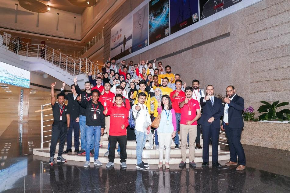 سفراءٌ وأكاديميون من منطقة الشرق الأوسط في نقاشات منتدى رفيع المستوى على هامش التصفيات النهائية لمسابقة هواوي الشرق الأوسط المعلومات والاتصالات