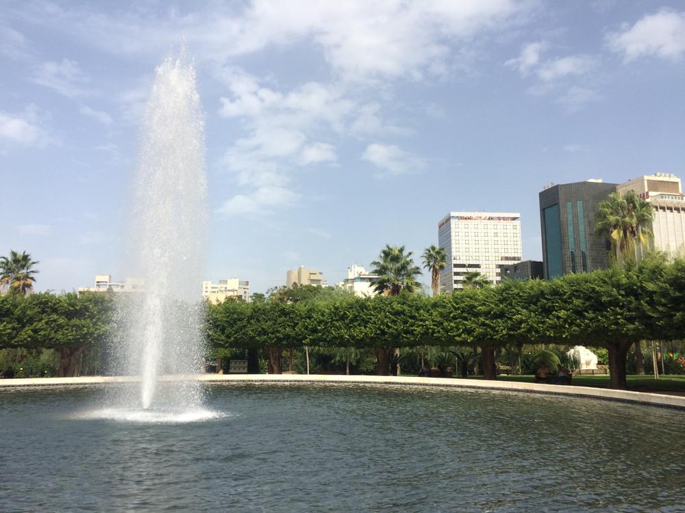 حديقة رينيه معوض، الصنايع - بيروت