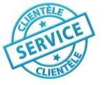 logo service clientèle
