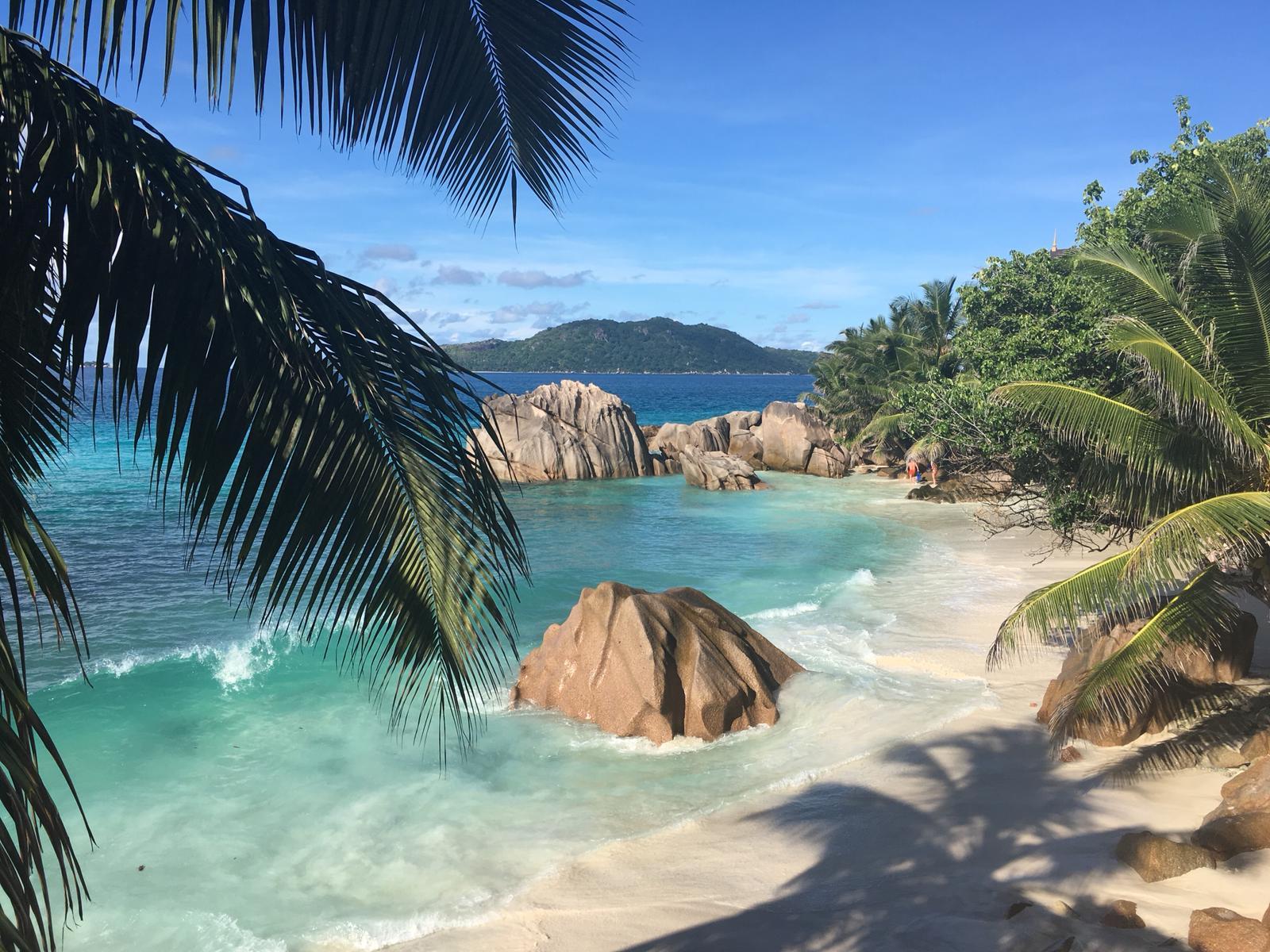Traumstrände - zum Beispiel auf den Seychellen