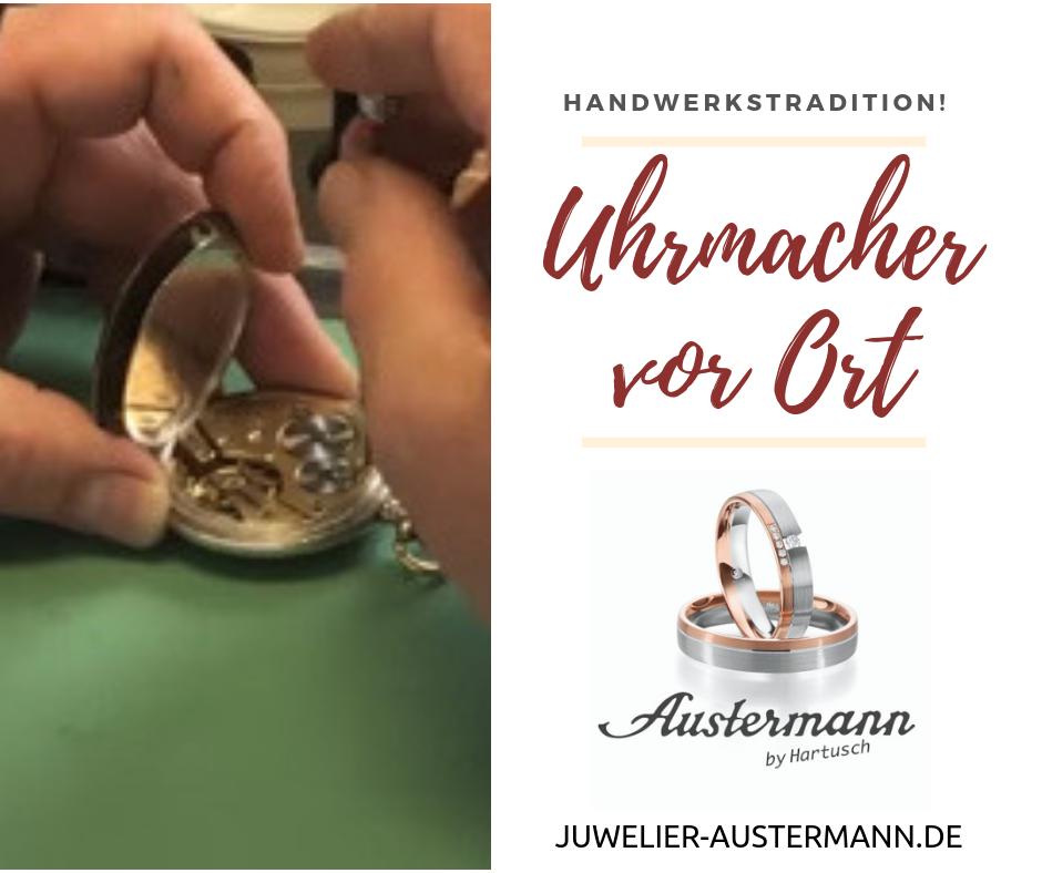 Uhren Reparaturen Werkstatt Uhrmacher