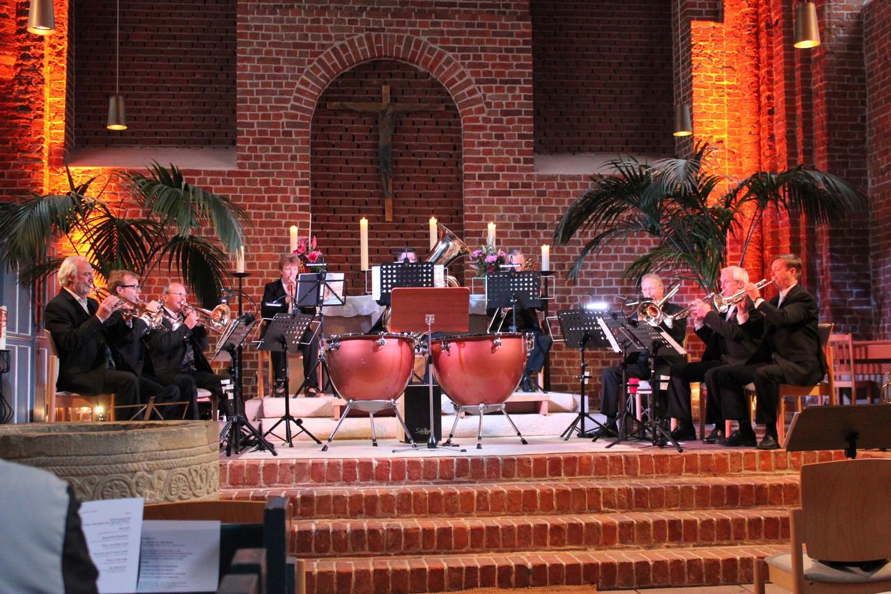 Konzert Marienhafe 2013