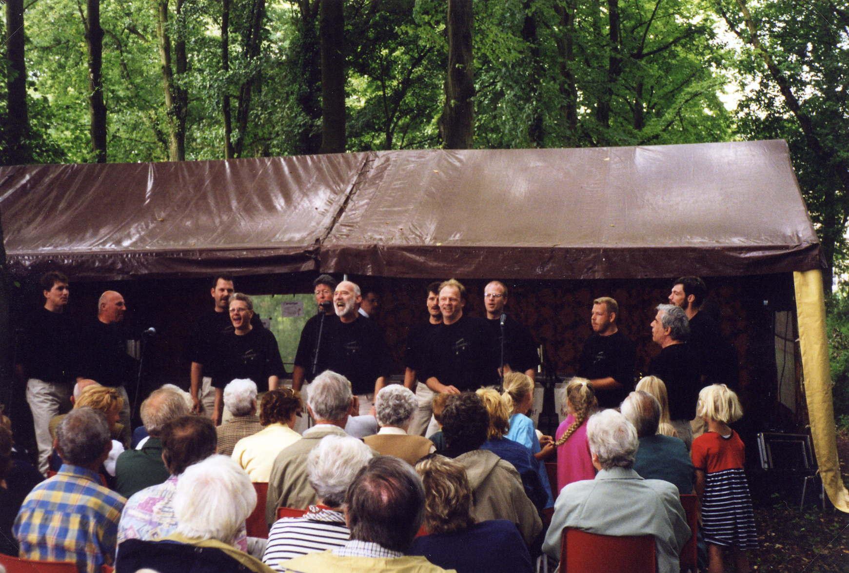 Optreden in 's Heerenberg