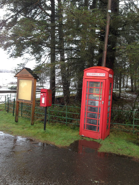 Stronachlachar, Loch Katrine