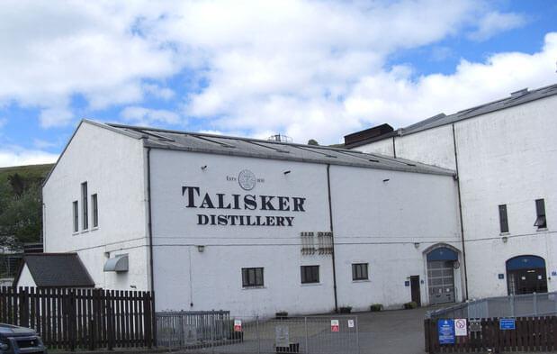 Talisker Destillerie, Isle of Skye