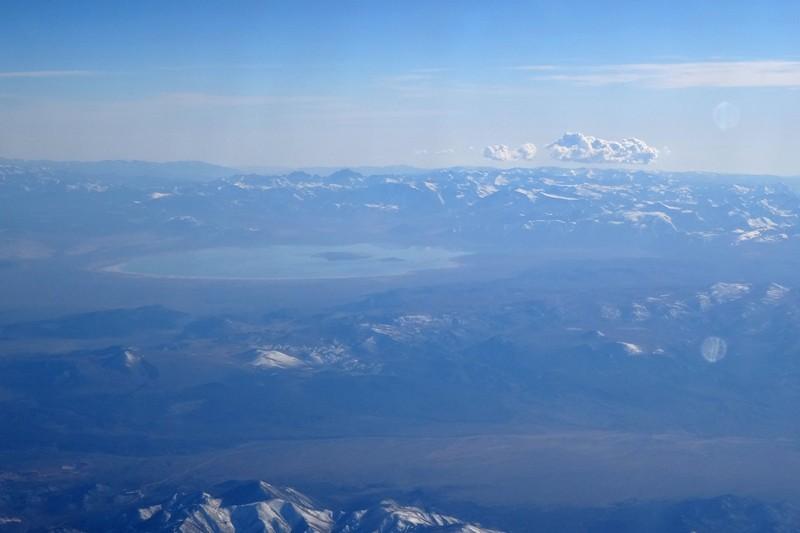 Mono Lake -  das war unsere erste USA-Camperreise