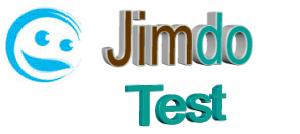 Jimdo Testergebnis