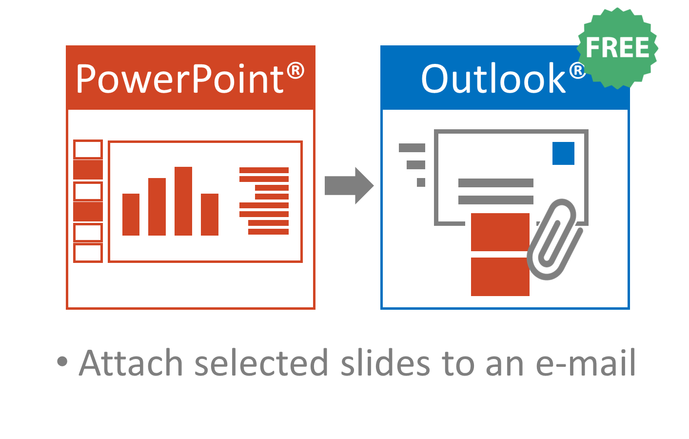 Slides-to-Mail Helper for PowerPoint (free)