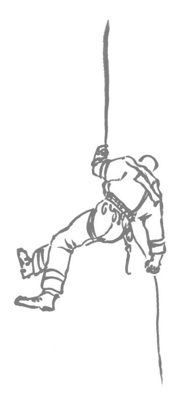 Illustration zum Thema Feuerwehr/Rettung