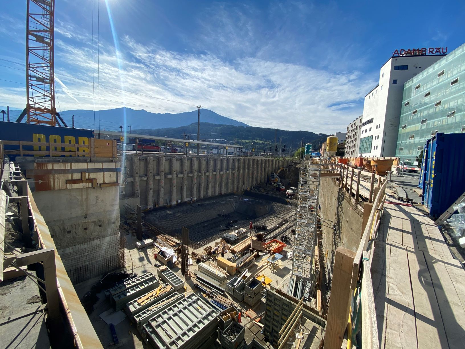 Baugrubensicherung PEMA 3