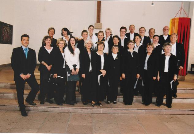Chöre Konzert 2004