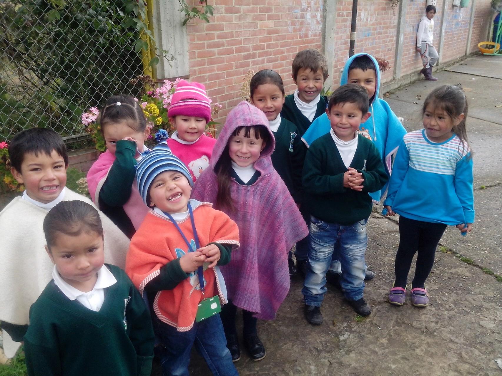 Primera Infancia CED Rural Los Arrayanes