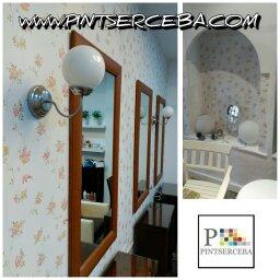Los papeles pintados son una solución perfecta si buscas dotar a tu casa de una decoración personal.